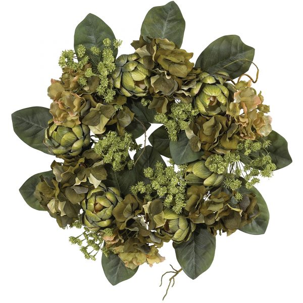 Artichoke Wreath