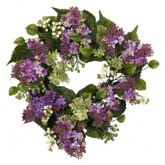 Hanel Lilac Wreath